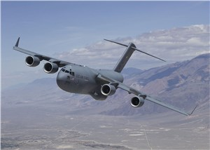 Modifications to C-17 MTS Completed