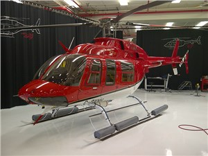 Newfoundland Helicopters Selects 1st Bell 407GXP