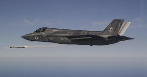 F-35 successfully fires ASRAAM