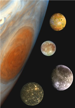 Teledyne to Supply Infrared Detectors for Mission to Jupiter