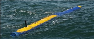 Knifefish UUV Successfully Completes Mine-hunting Evaluation