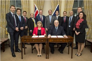 UK and France Sign New Weapon System Agreement