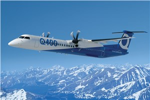 Bombardier Signs GKN's Fokker Business as ASP for Q400 Aircraft Component Repair Management