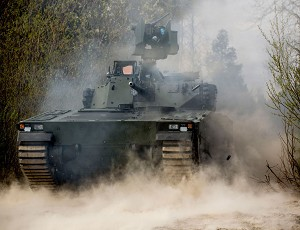 Future Armoured Vehicles Central and Eastern Europe 2017 Conference