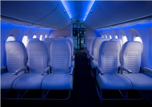 Bombardier Commercial Aircraft showcases best-in-class C Series and CRJ cabins