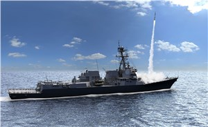 US Navy successfully conducts 1st AN/SPY-6(V) AMDR Ballistic Missile test.