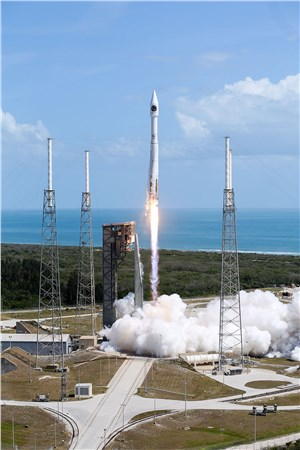 Cygnus Successfully Launched on 7th Cargo Delivery Mission to ISS