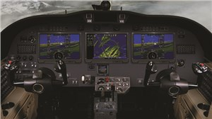 Pro Line Fusion upgrade for Citation CJ3 flight deck now certified