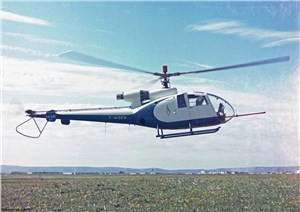Airbus Helicopters Celebrates the 50th Anniversary of Gazelle's Maiden Flight