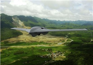 LM Continues Successful Flight Demos of Fury Expeditionary UAS