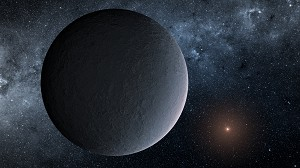'Iceball' Planet Discovered Through Microlensing