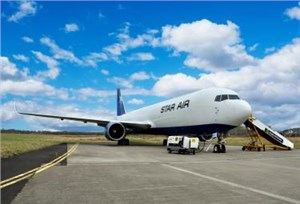 GECAS Delivers 767-300ER Factory Freighter to Star Air