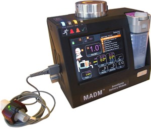 USMC Systems Command Awards Thornhill Research Inc. Contract for Field Anesthesia Systems
