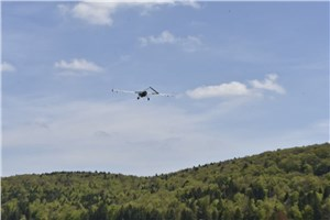 'Shadow' UAV Scans the Skies During Exercise in Germany