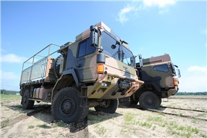Improved performance for Military Trucks through the application of unique Australian technology