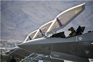 Air Force to Release F-35 Weight Restrictions