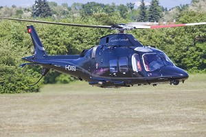 Centaurium takes delivery of GrandNew helicopter in Switzerland