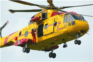 ''Team Cormorant'' re-established for Cormorant Mid-Life Upgrade and expansion of Canada's SAR fleet