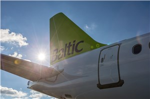 Bombardier Delivers an Additional CS300 Aircraft to airBaltic