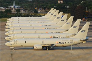 Indian Navy P-8I Fleet Achieves 10,000 Hours, Commended for Outstanding Performance