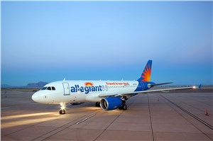 Allegiant And ALAFCO Announce Lease Agreement For 13 Airbus A320 Aircraft