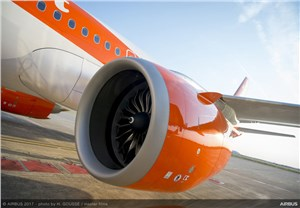 easyJet takes delivery of its 1st LEAP powered Airbus A320neo delivery