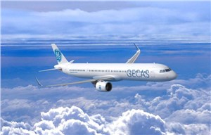 GECAS Announces Order for 100 Airbus A320neo Aircraft