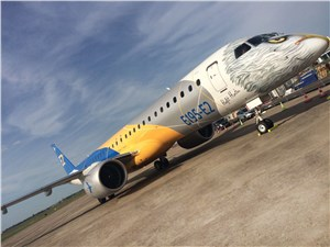 Embraer Projects Market Demand for 6,400 New Jet Deliveries in the 70-130+ Seat Segment Over the Next 20 Years