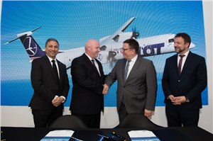 Bombardier Announces Several Customer Services Agreements Targeted at Enhancing Support for CRJ and Q Series Aircraft Operators