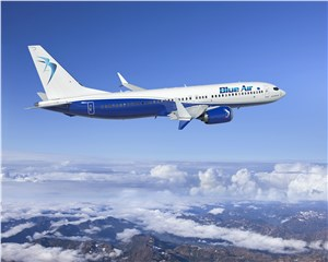Boeing, Blue Air Announce Order for 6 737 MAXs