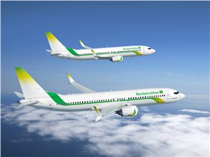 Boeing, Mauritania Airlines Announce Order for One 737 MAX 8