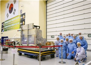 Harris Delivers Advanced Weather Satellite Instrument to South Korea