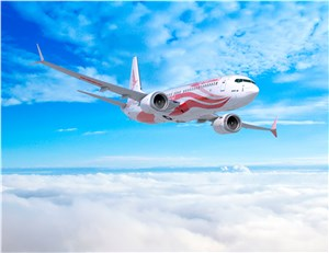 Boeing, Ruili Airlines Announce Commitment for 20 737 MAXs