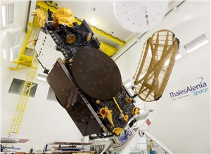Hellas Sat 3 / Inmarsat S EAN communication satellite has been successfully launched