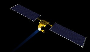 NASA's 1st Asteroid Deflection Mission Enters Next Design Phase