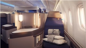 United Airlines Introduces Boeing 777-300ER To Additional Routes