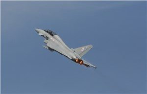 GBP40M Investment in High-tech Typhoon Defence System