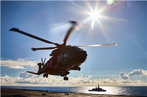 Royal Navy and Royal Marines train alongside partner naval forces