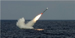 US Navy fires 1st Tomahawk cruise missiles from new submarine payload tubes