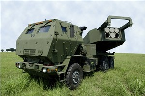 LM Delivers 1st HIMARS Vehicle Produced 100 Percent in Camden, Arkansas