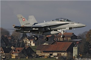 Government of Switzerland - F/A-18 Upgrades
