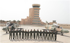 1st Hawk advanced jet trainers delivered to Royal Air Force of Oman