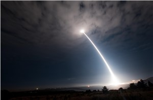 F.E. Warren AFB tests Minuteman III missile with launch from Vandenberg