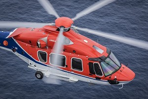 CHC takes delivery of 1st H175 aircraft