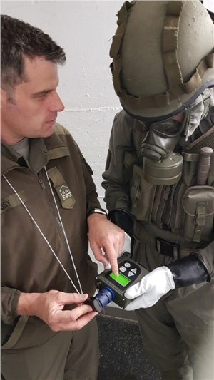 Argon Delivers PlumeSIM instrumented CBRN training system to Austrian CBRN Defence School