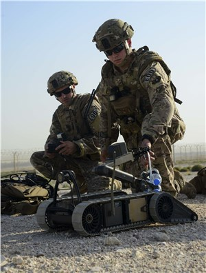 Endeavor Robotics to deliver 32 man portable SUGVs to the US Armed Forces