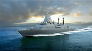 BAE submits bid for SEA 5000