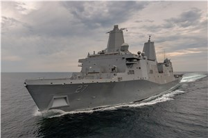 Future USS Portland Successfully Completes Acceptance Trials