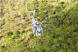 U.S. Marine Corps Awards Contract to Lockheed Martin to Begin CH-53K Helicopter Production