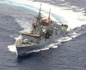 Royal Canadian Navy Deploys ViaSat's End-to-End Link 16 Communications System on its Halifax-Class Frigates